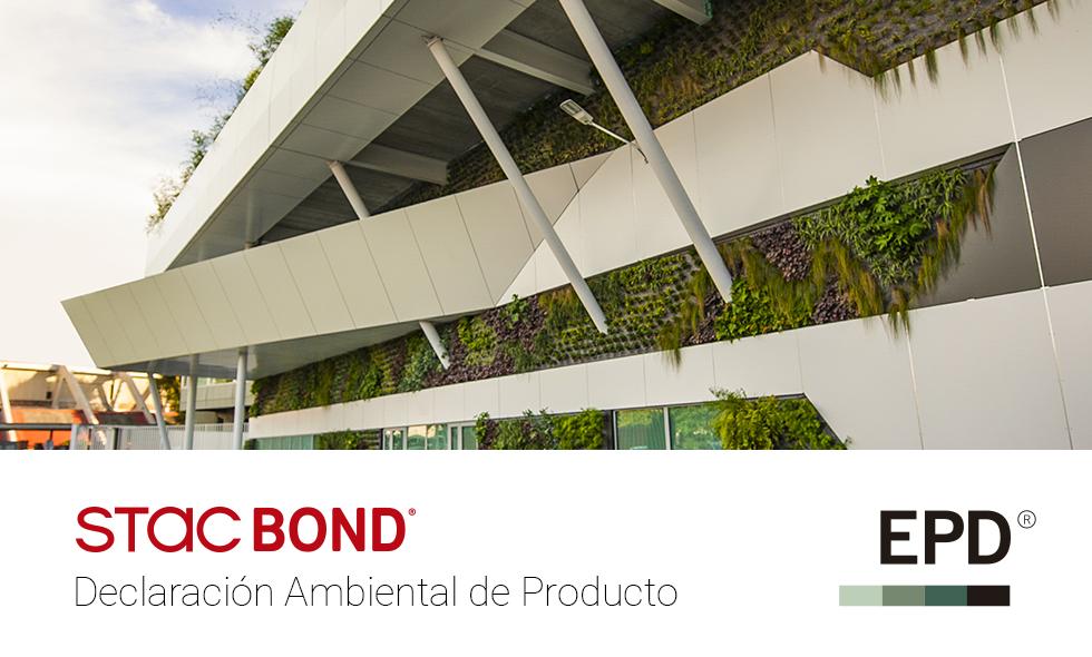 Declaración ambiental de producto EPD STACBOND