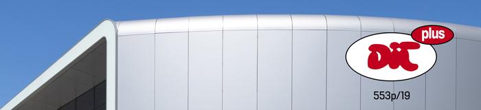 STACBOND renueva certificado DIT Plus para toma la gama de panel composite