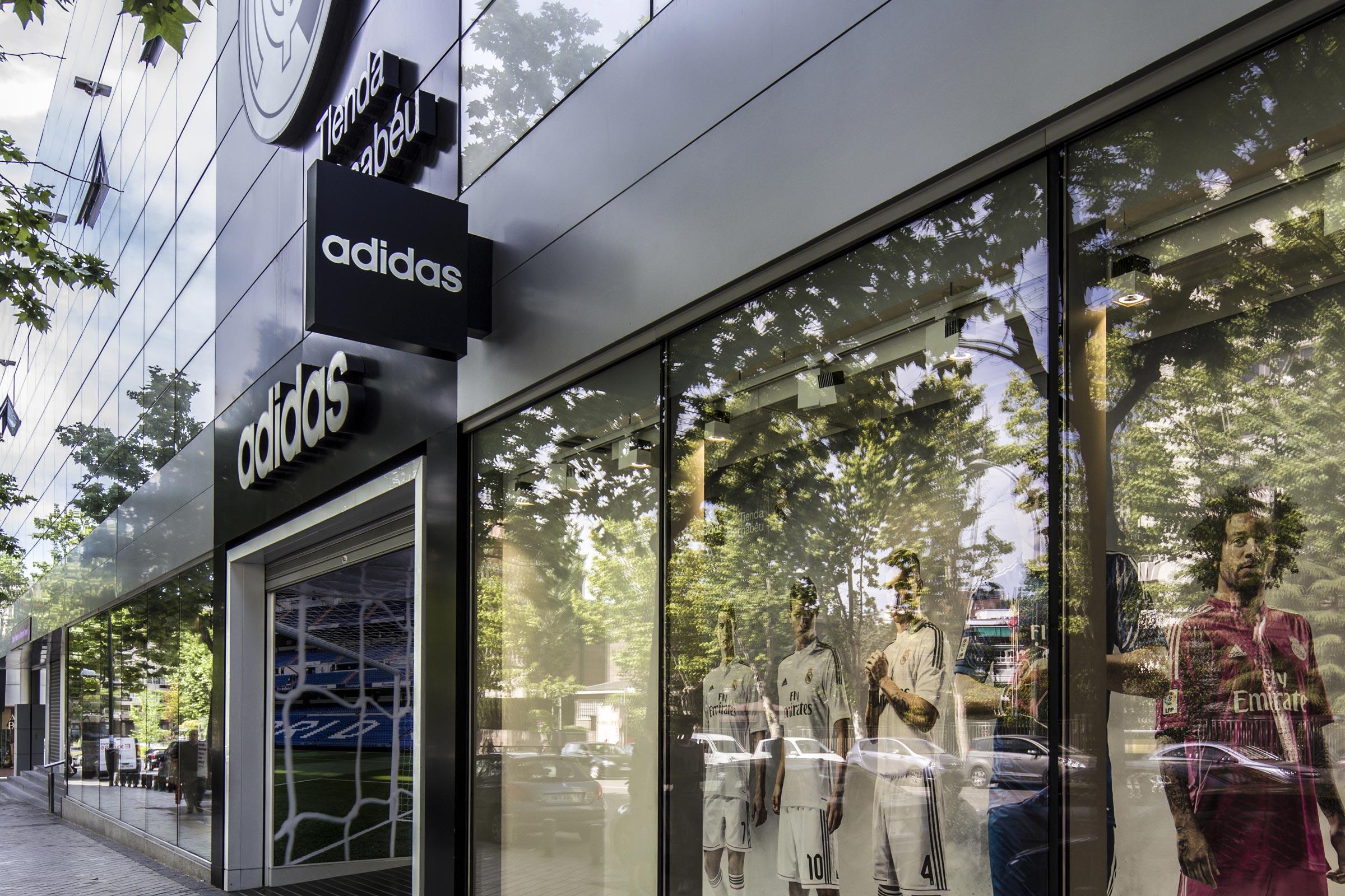 Él mismo Industrializar Refinar  el değmemiş doğa geleneksel Perfore tienda adidas calle fuencarral madrid -  biogadixital.org