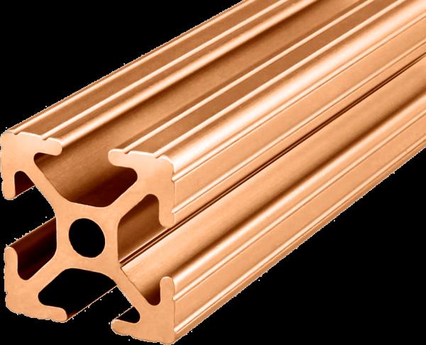 Tipos de coloración aluminio anodizado