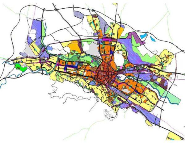 Planificación urbanística