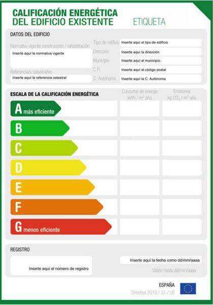 Eficiencia energética panel composite de aluminio