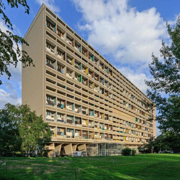 corrientes arquitectónicas, el racionalismo de Le Corbusier