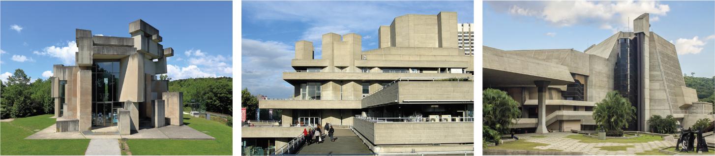 estilos arquitectonicos - el brutalismo