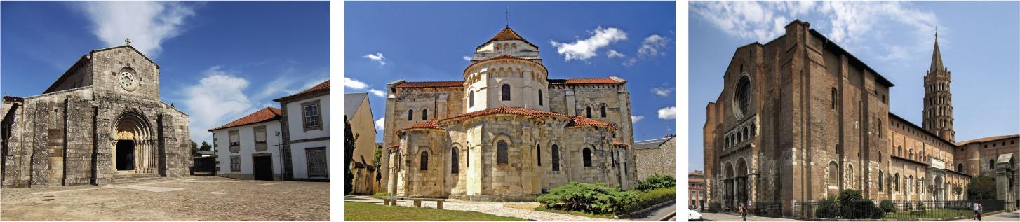 estilo arquitectonico romanico