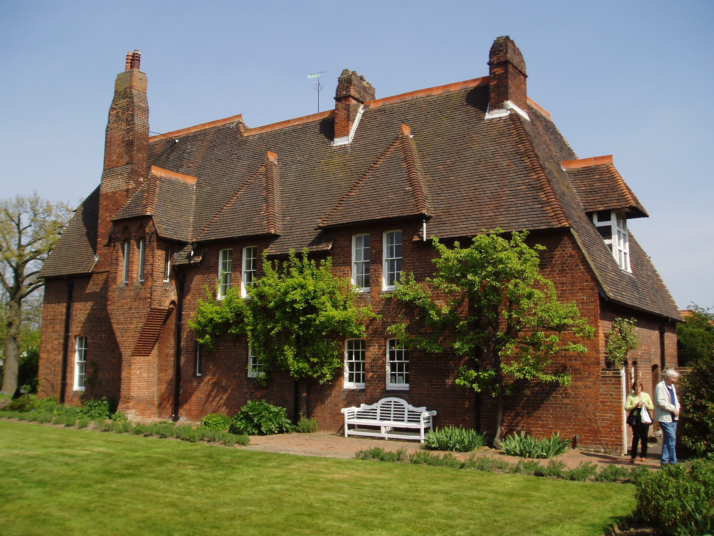 Red House, Arts And Crafts William Morris