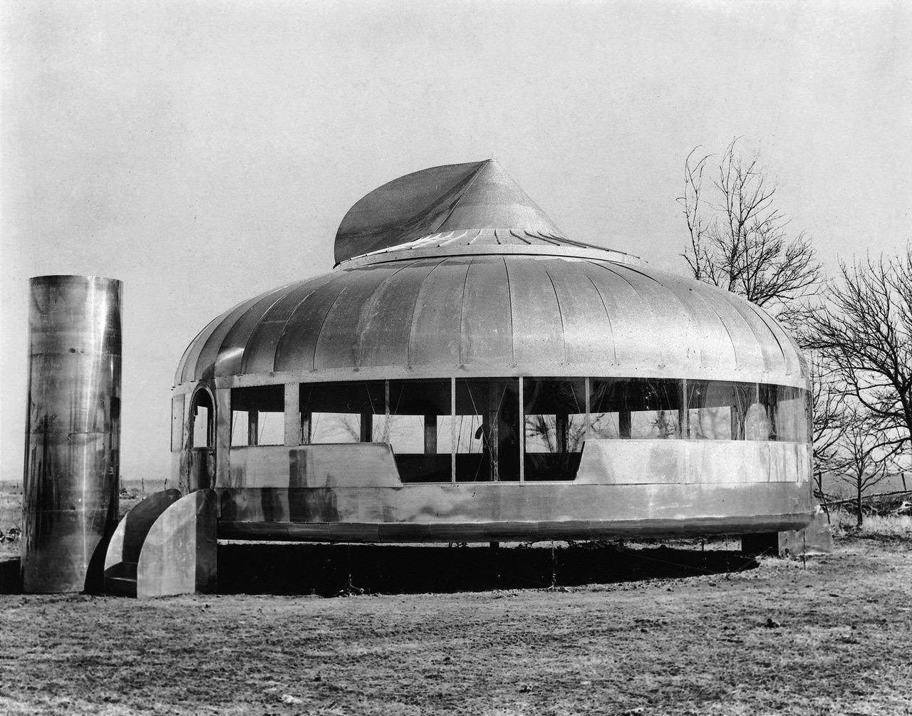 Casa Dymaxion - Desarrollo de la arquitectura modular