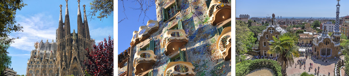 Arquitectura modernista - Antoni Gaudí