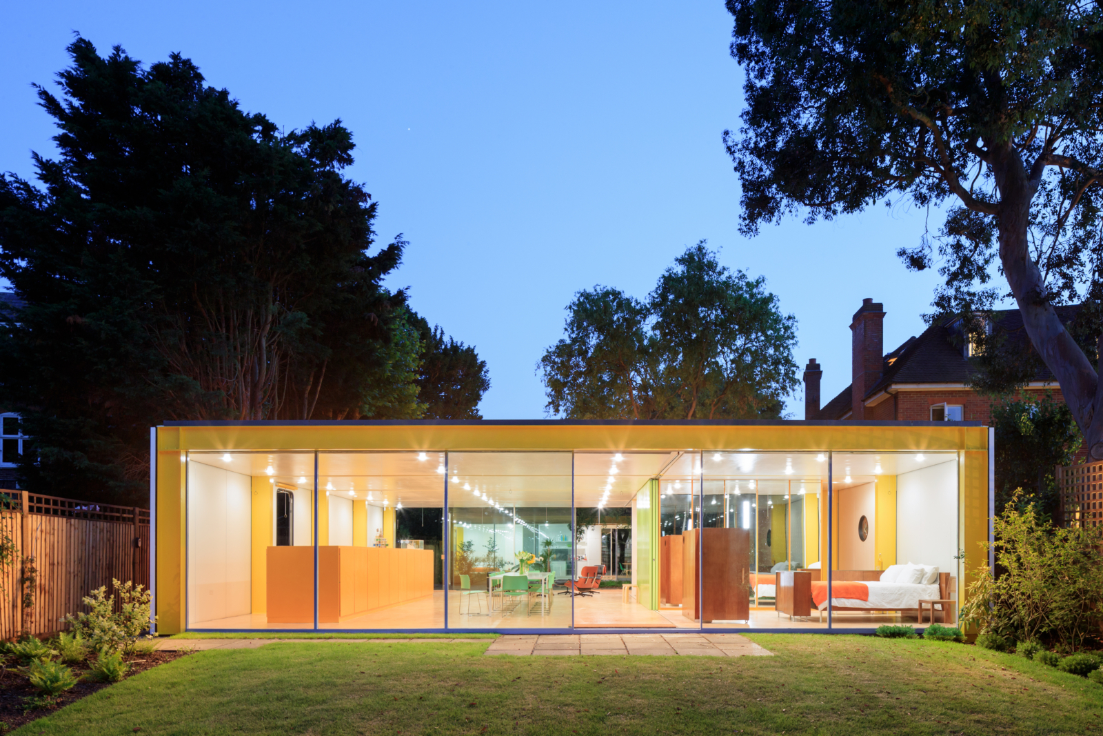 Zip-Up House, Richard Rogers