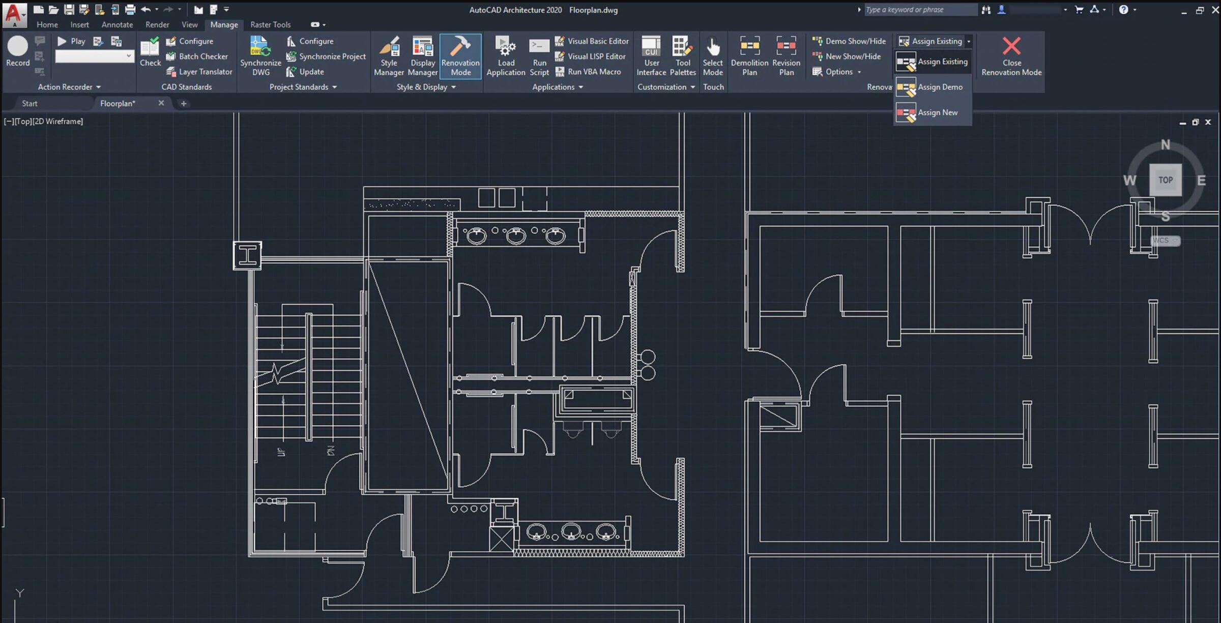 autocad architecture programas para hacer planos