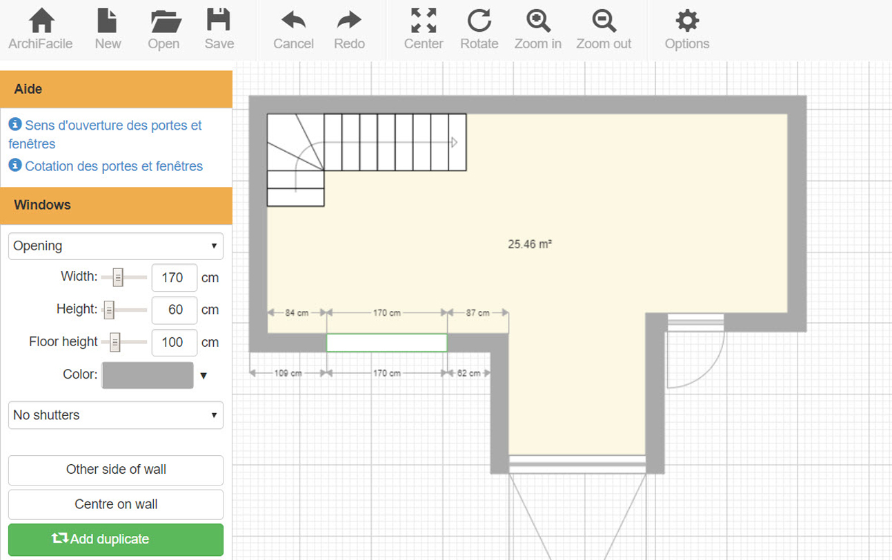 archifacile online programas para hacer planos