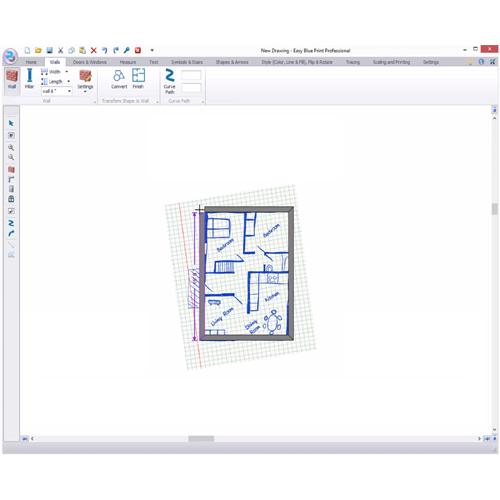 ezblueprint software
