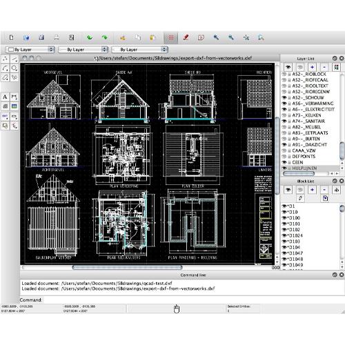 librecad software programas para hacer planos