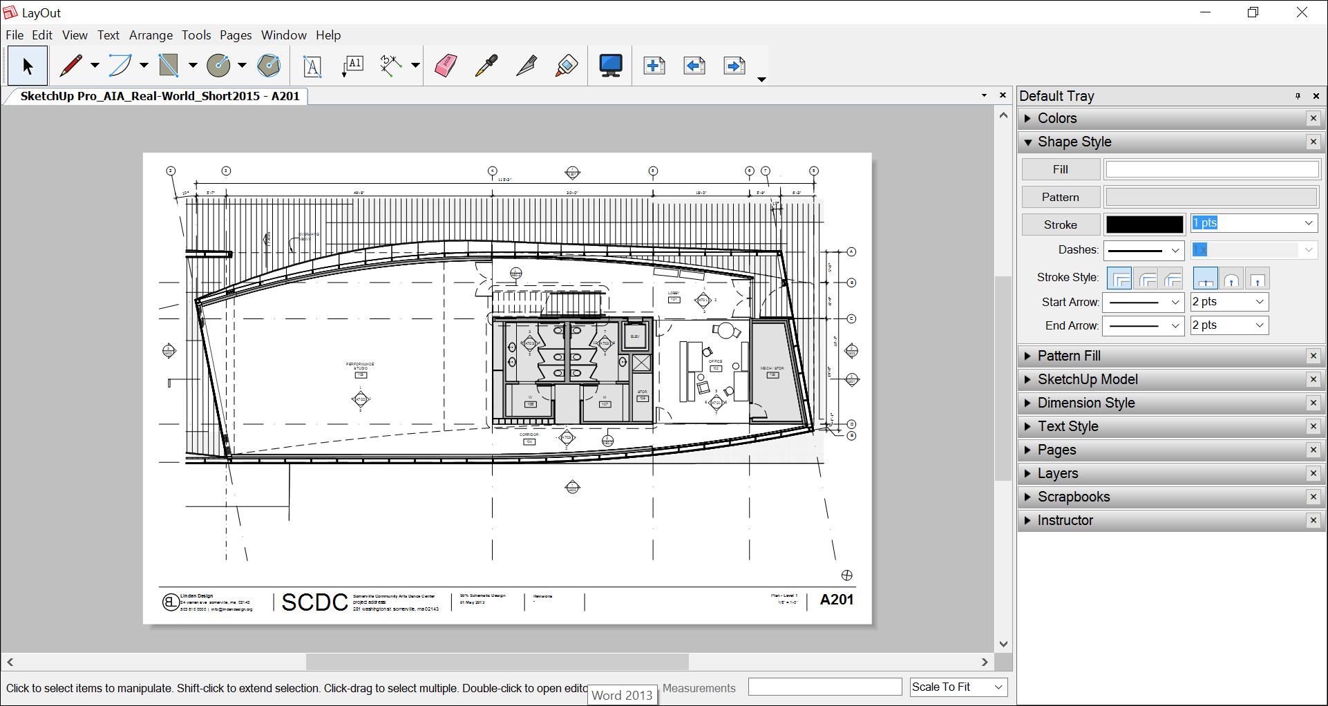sketchup programas para hacer planos