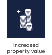 Increased-property-value